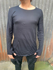 Distortion gloved cashmere sweater