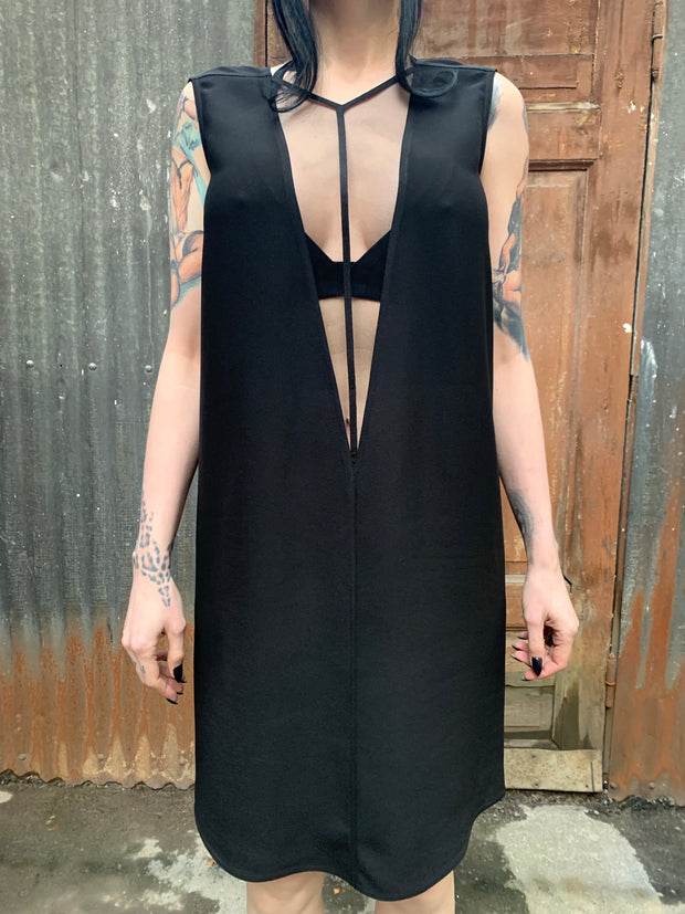 Rick Owens Dbl V Moody dress