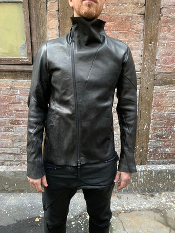 Distortion SSJ horse leather jacket