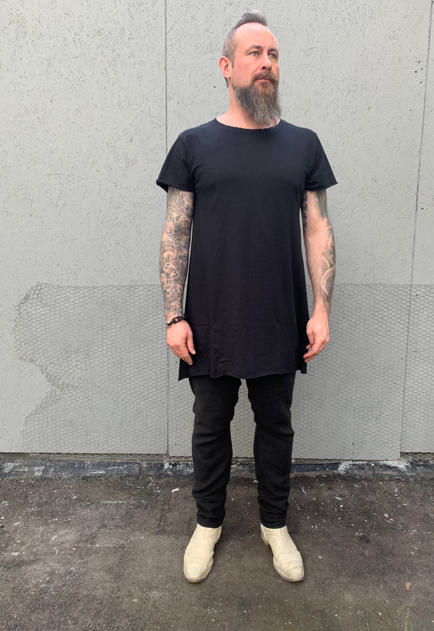 A-shaped wide tee