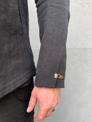 Taped Allo collar blazer