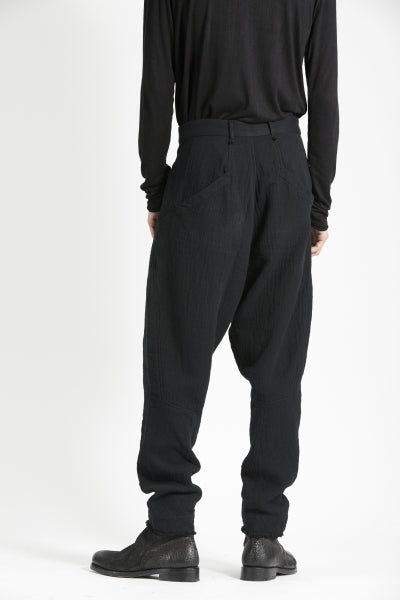 Lata wide suit pants