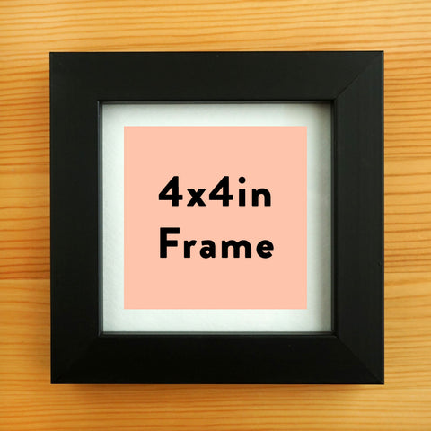 4x4 Mini Painting Frame Add-On