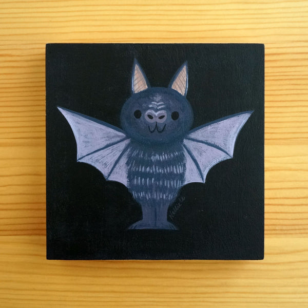 Bratty Bat - Mini Painting