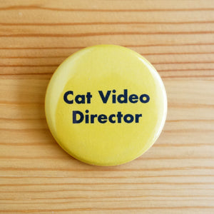 Cat Video Director Button