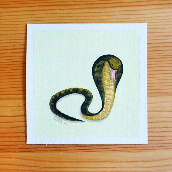 Cobra - Mini Painting