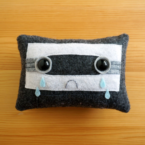 Crying Mixtape Plush