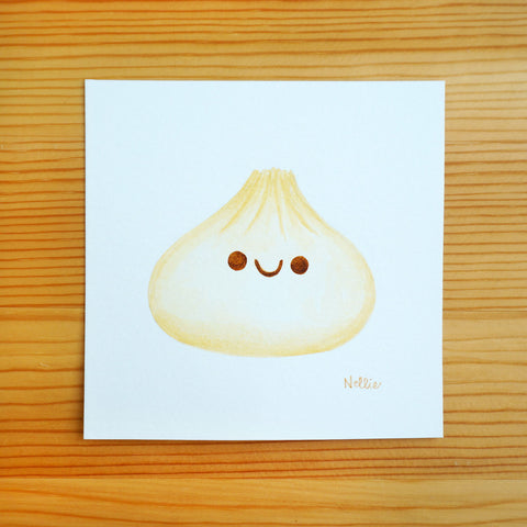 Little Dumpling 2 - Mini Painting