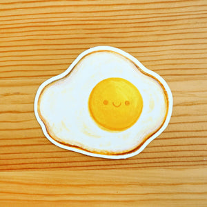 Fried Egg Sticker