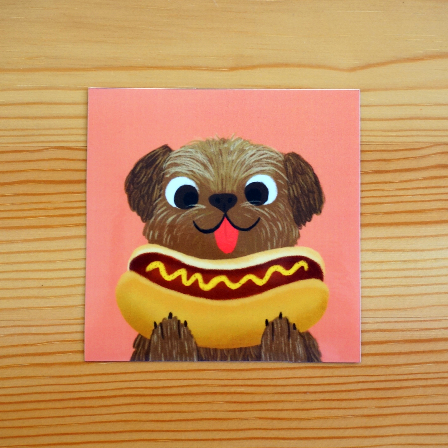 Hot Dogs Sticker