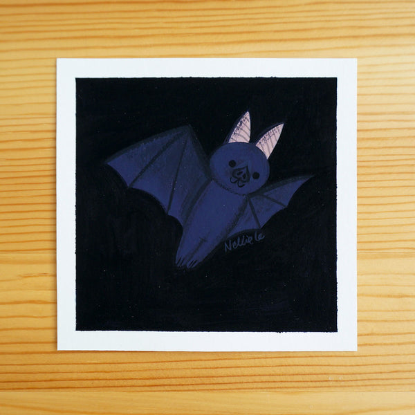 Little Bat - Mini Painting