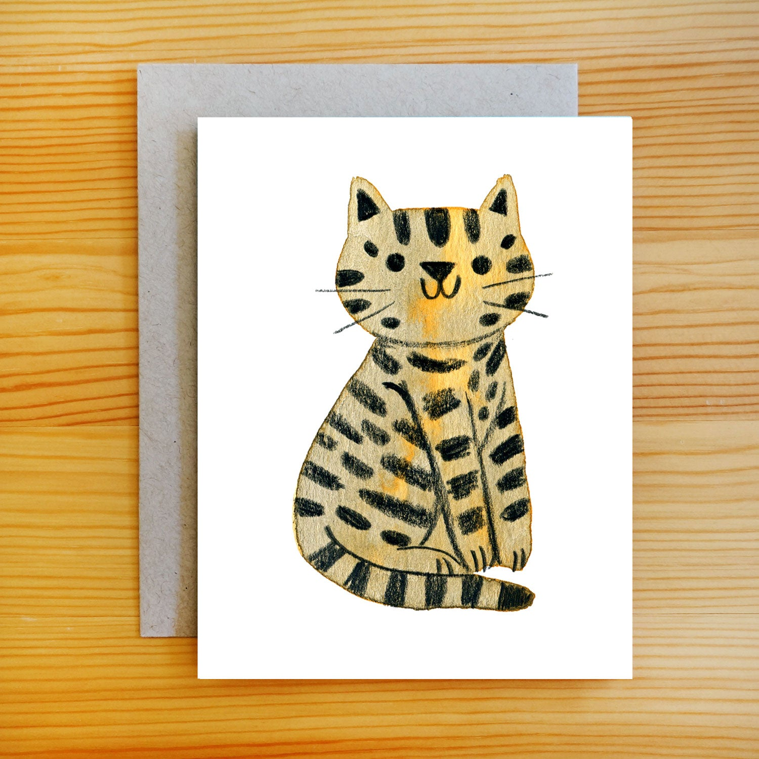 Little Bengal Card