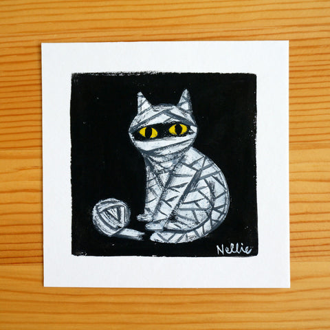 Mummy - Mini Painting