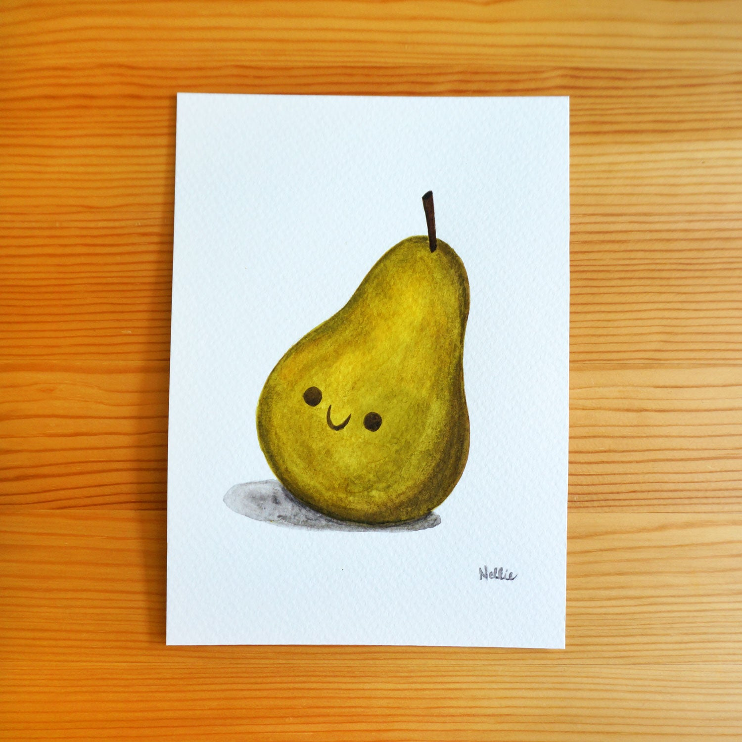 Pear Friend - Original Painting