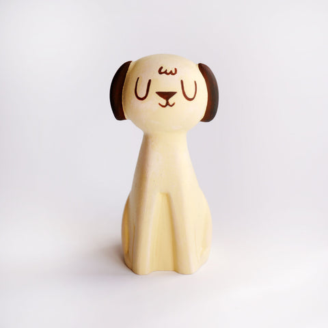 Robbie the Runt Resin Figure