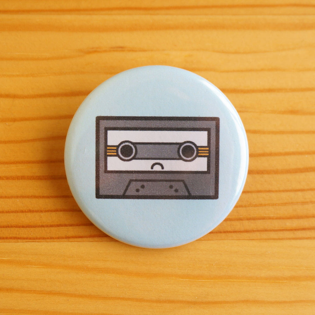 Sad Songs Mixtape Button