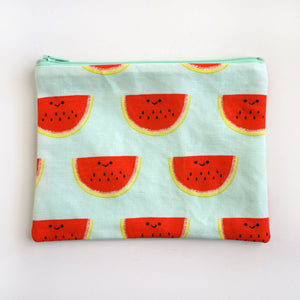 Little Watermelons Zip Pouch