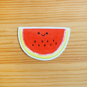 Watermelon Vinyl Sticker