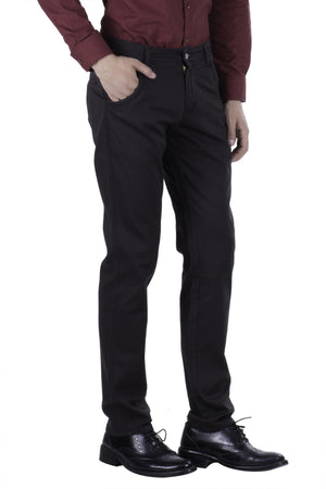 HOFFMEN SLIM FIT MEN'S CASUAL TROUSERS BC1048/02