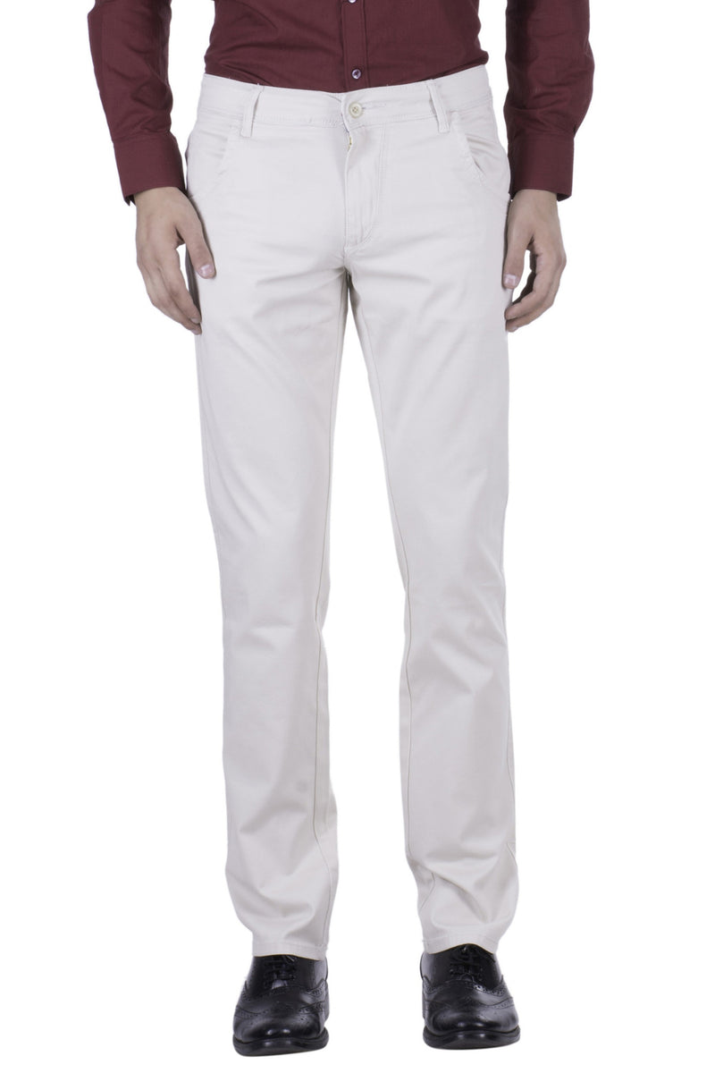 HOFFMEN SLIM FIT MEN'S CASUAL TROUSERS BC1048/04