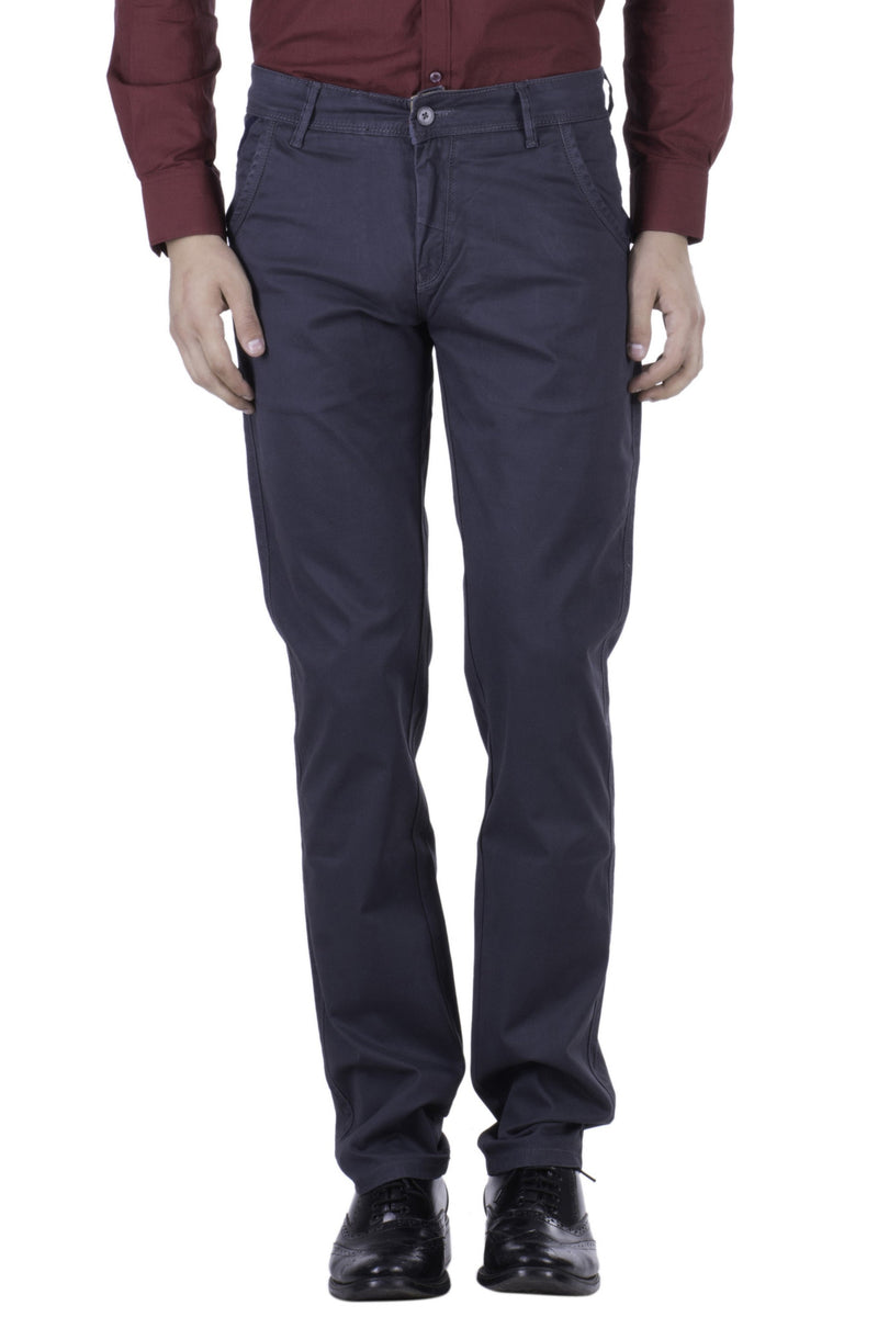 Hoffmen Slim Fit Men's Casual Trousers BC1061/03