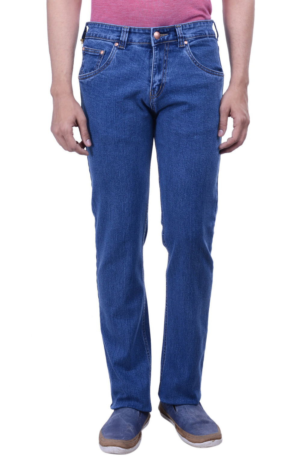 Hoffmen Slim Fit Men's Jeans BSD3902
