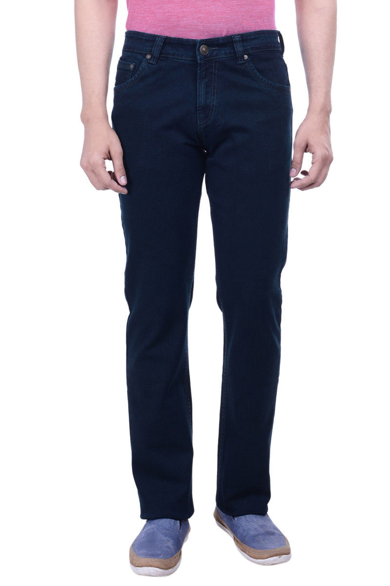 Hoffmen Slim Fit Men's Jeans BSD3906