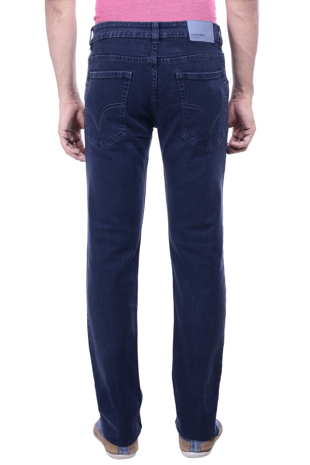 Hoffmen Slim Fit Deepgrey Men's Jeans BSG3908