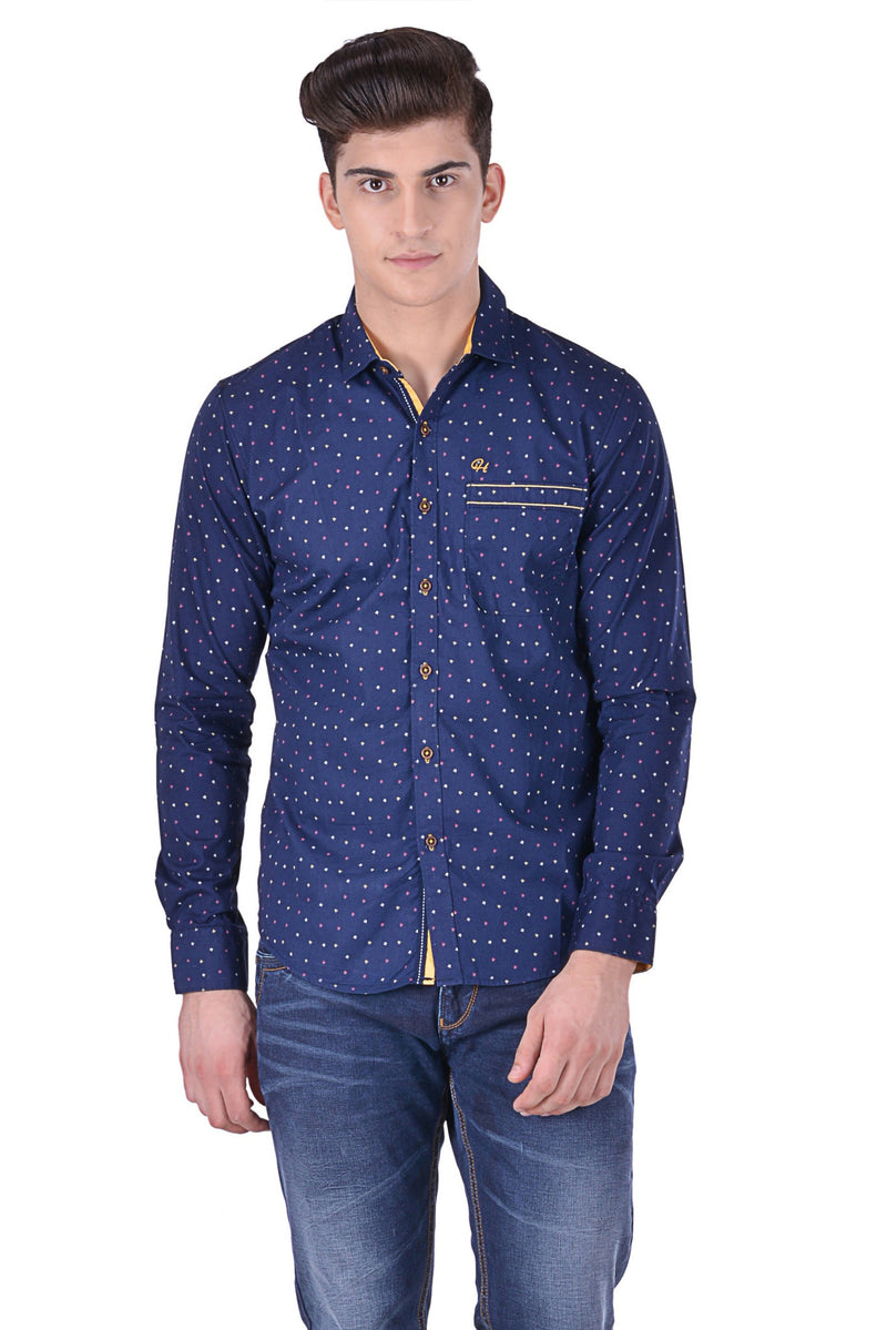 Hoffmen Men's Casual Shirt CR6069