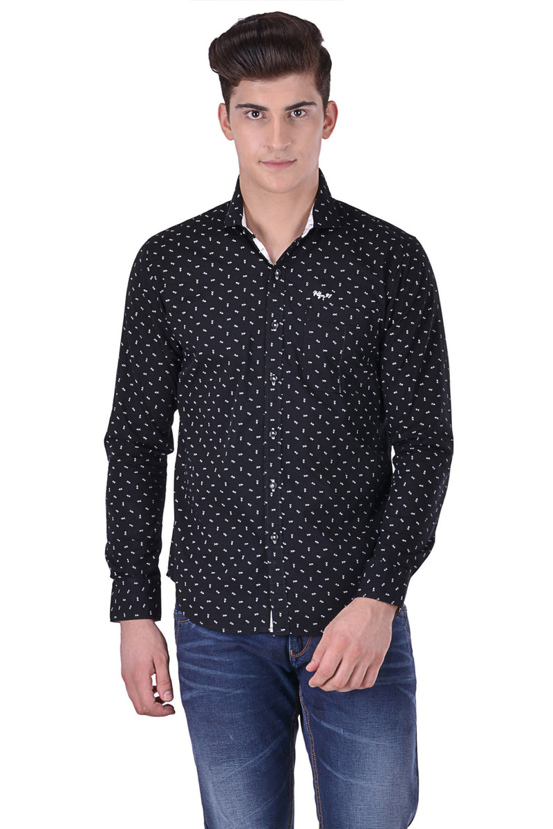 Hoffmen Men's Casual Shirt CR6071