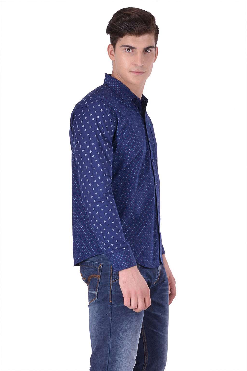 Hoffmen Men's Casual Shirt CR6081