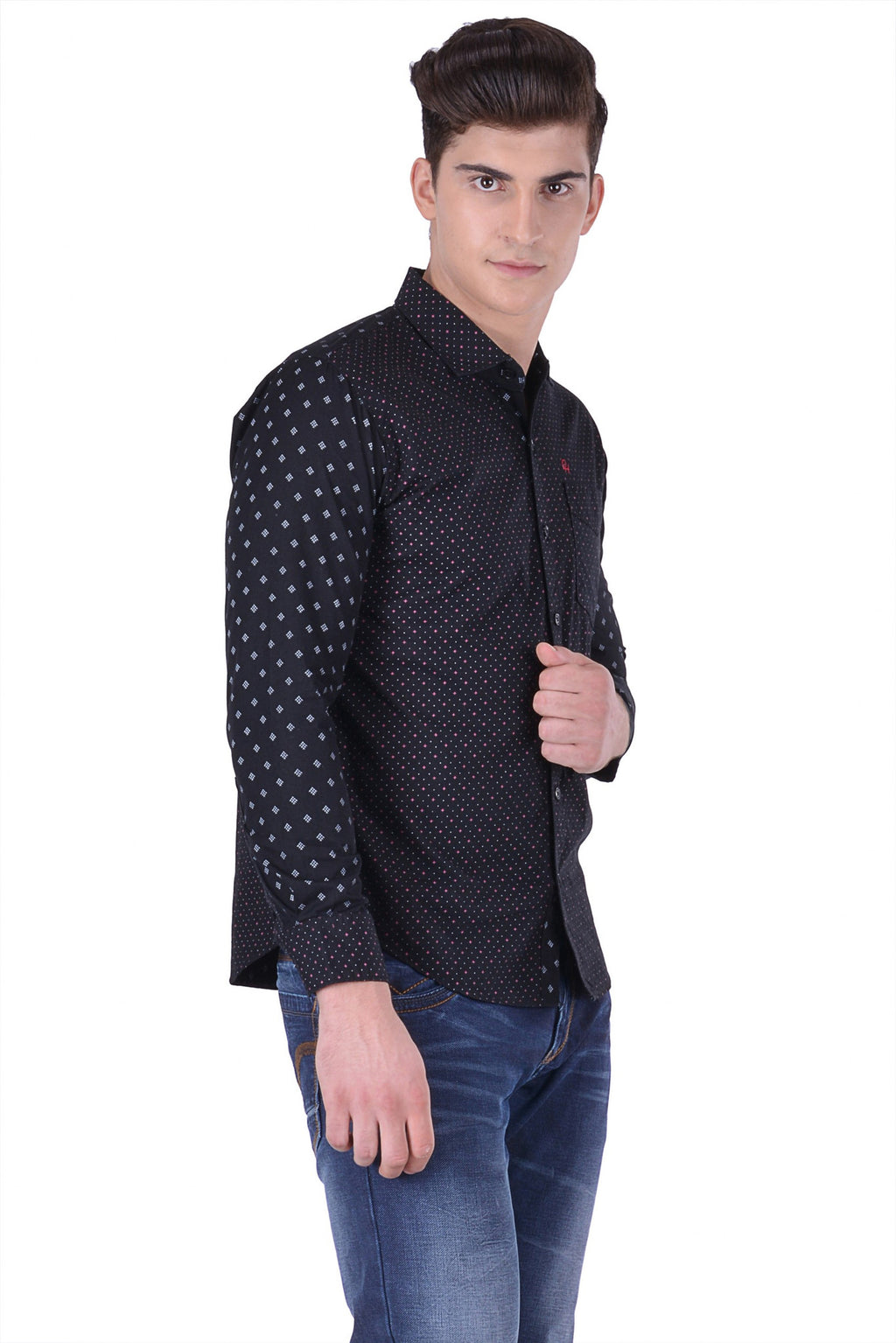 Hoffmen Men's Casual Shirt CR6083