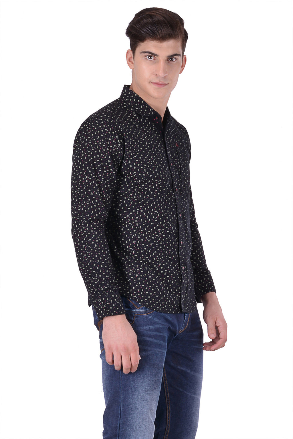 Hoffmen Men's Casual Shirt CR6085