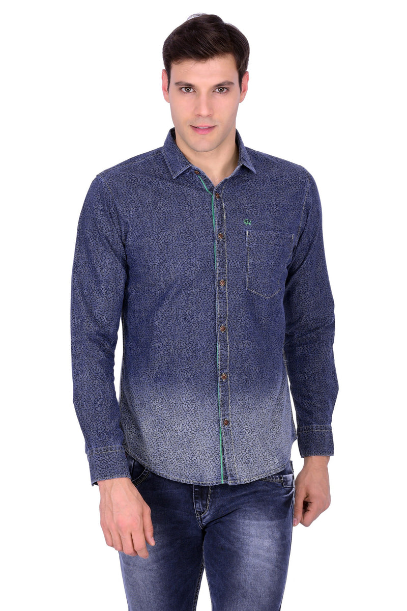 Hoffmen Men's Casual Shirt CR6125