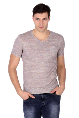 Hoffmen Men's Cotton T-Shirt FA 1055