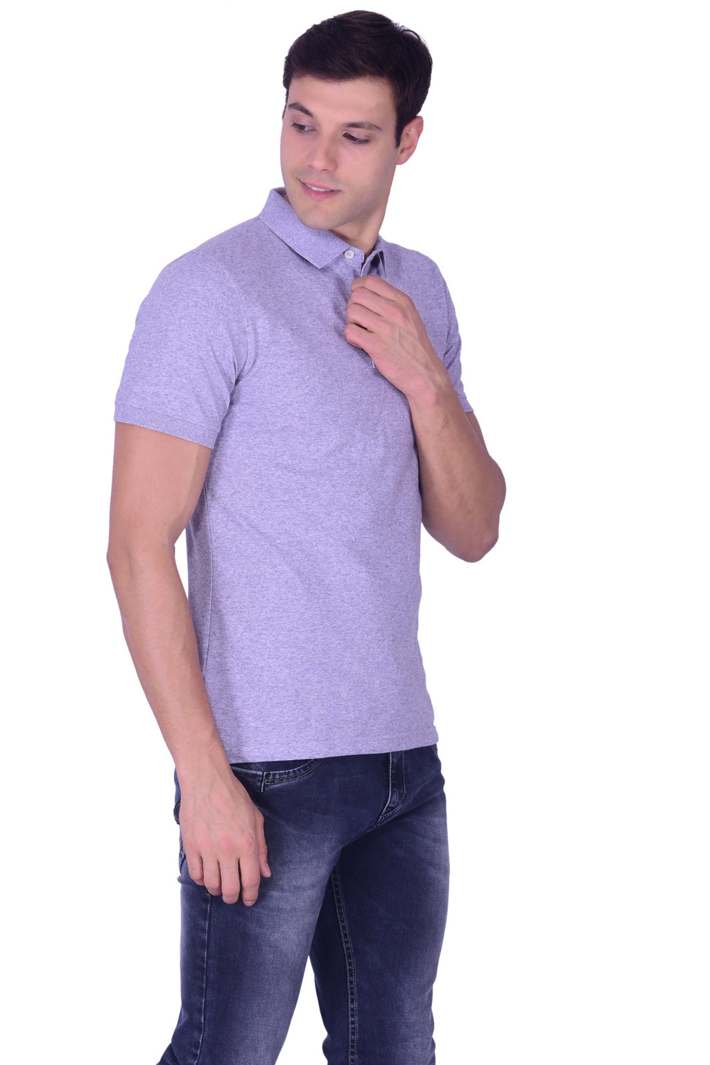 Hoffmen Men's Cotton T-Shirt FA 1072