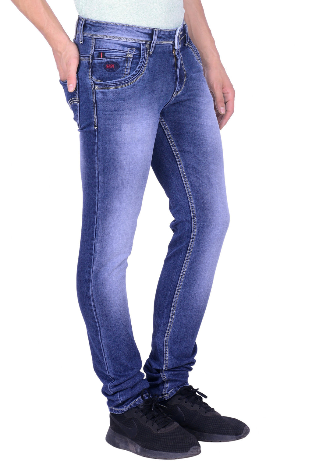 Drill Fit Trendy Denim JH574