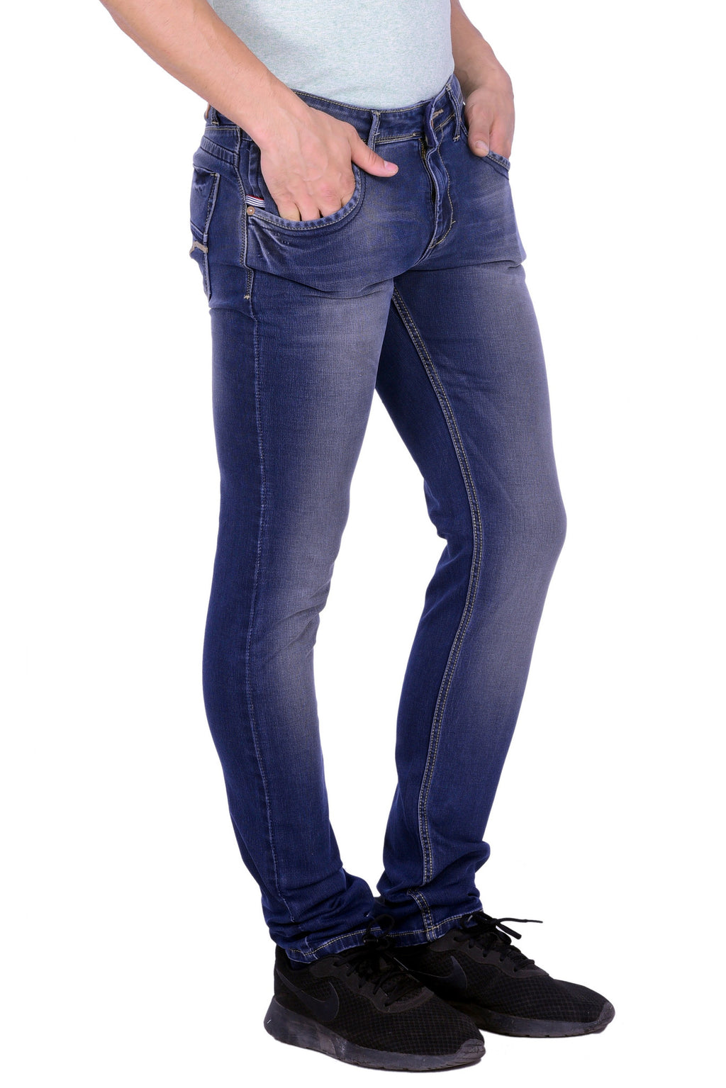 Drill Fit Trendy Denim JH614