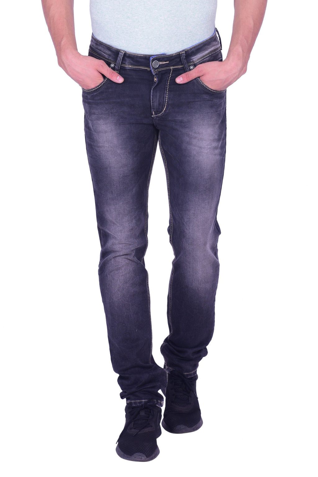 Drill Fit Trendy Denim JH573