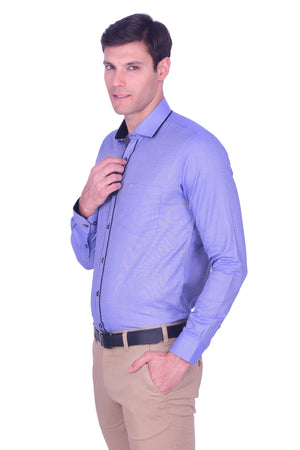 Hoffmen Men's Party Shirt PD3082