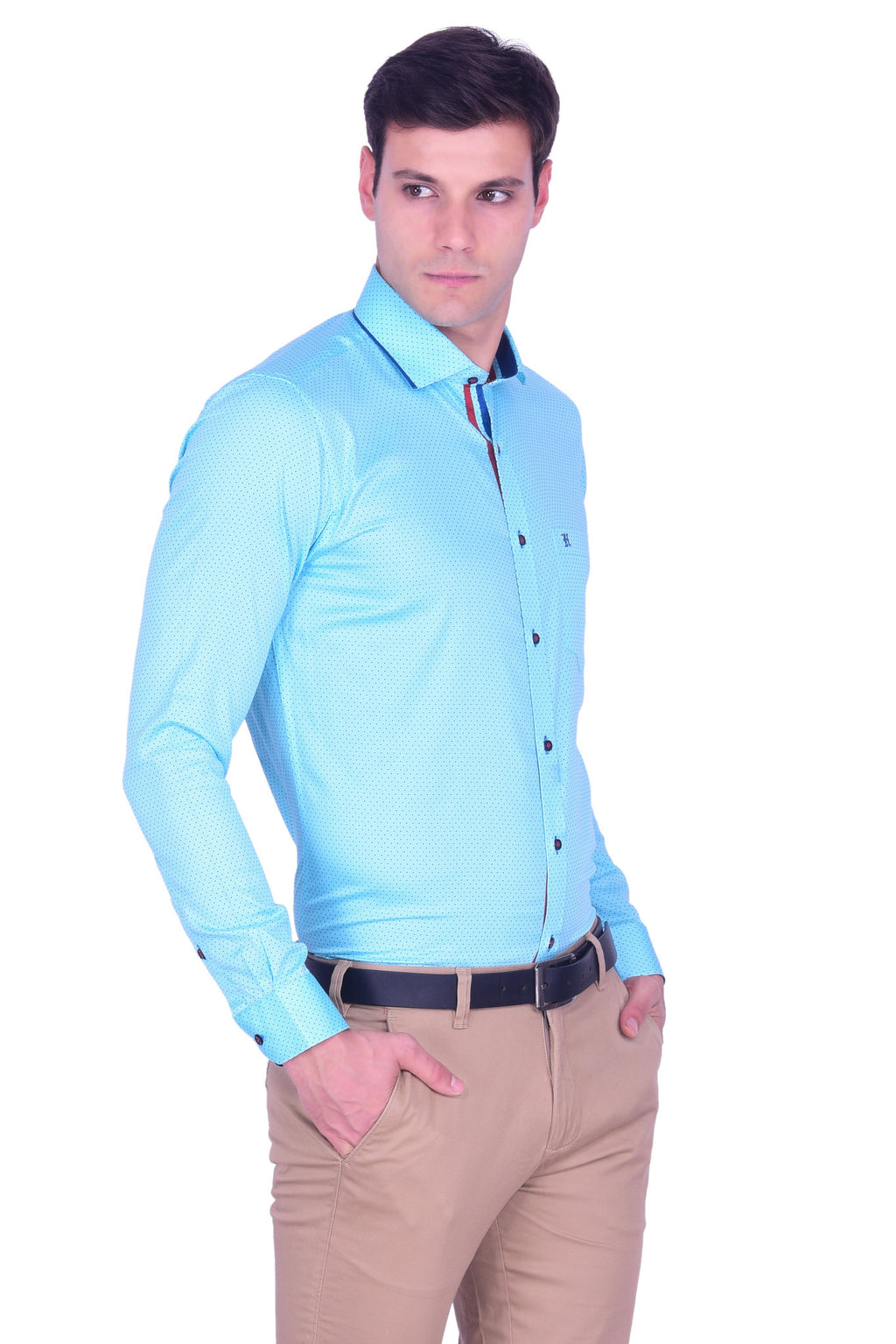 Hoffmen Men's Party Shirt PR6096