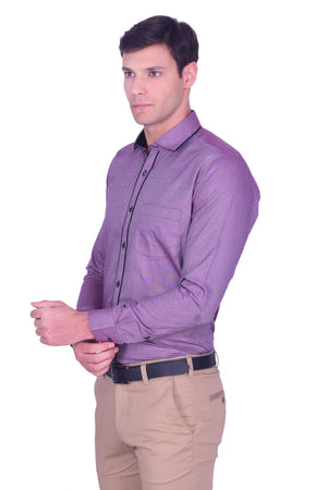 Hoffmen Men's Party Shirt PD3083