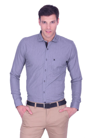 Hoffmen Men's Party Shirt PD3100