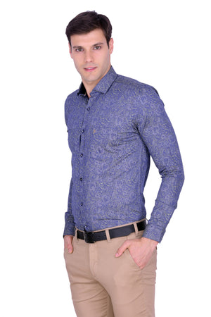 Hoffmen Men's Party Shirt PR6092