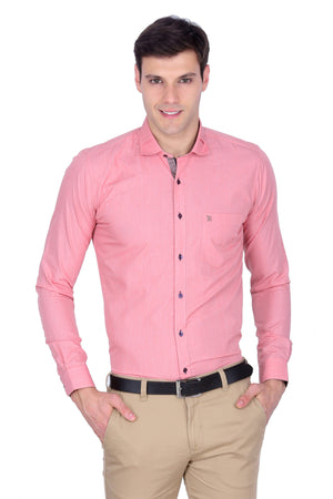 Hoffmen Men's Party Shirt PD3101