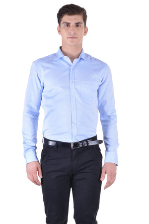 Hoffmen Men's Formal Shirt HD3133