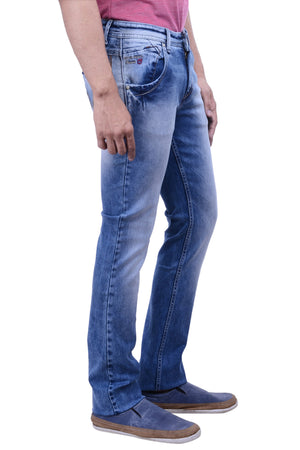 Hoffmen Slim Fit Men's Jeans JH539