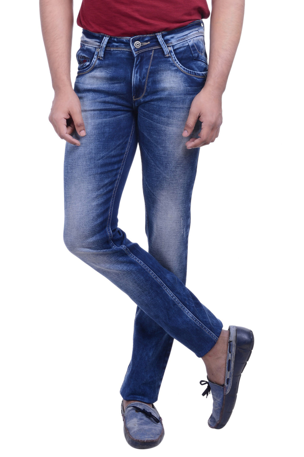 Hoffmen Slim Fit Men's Jeans JH544
