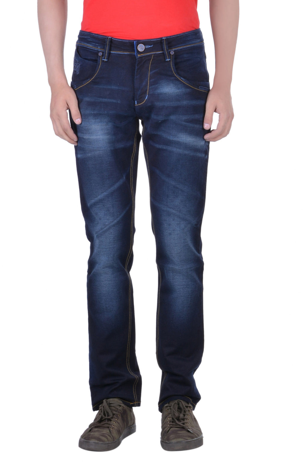 Hoffmen Slim Fit Men's Jeans JH546