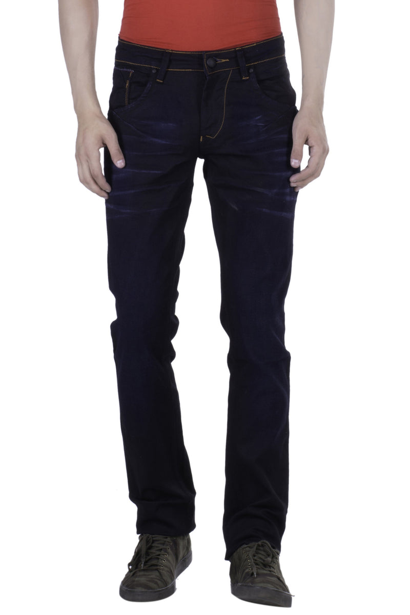 Hoffmen Slim Fit Men's Jeans  JH558